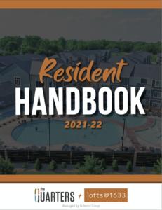 Lofts@1633 Resident Handbook